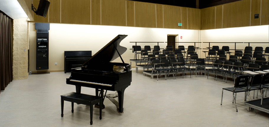 Kollari Intitute of Music - Art facility, soundproof practice rooms, jazz ensembles