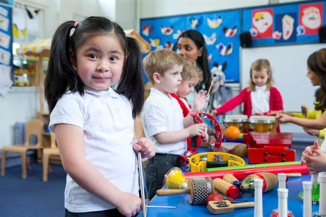 Early Childhood Education, advanced cognitive development, music education