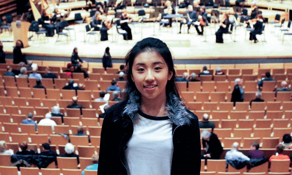lindsay-bui, recital, student achievements